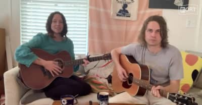 Digital FORT: Waxahatchee and Kevin Morby duet on each others' songs
