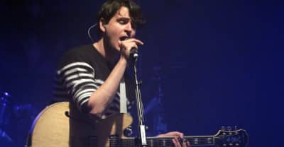 Ezra Koenig shared new Vampire Weekend songs at a Lollapalooza aftershow