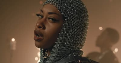 """Irish rapper Denise Chaila lives a medieval fantasy in her """"Anseo"""" video"""