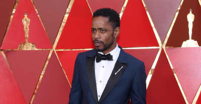 Lakeith Stanfield's backstage tweets were quietly the best part of the Oscars