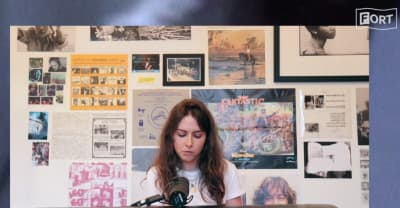 Digital FORT: Watch Lila Drew perform a medley of track from home