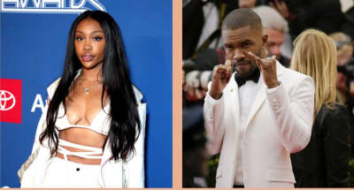 "Frank Ocean teases cover of SZA's ""The Weekend"""