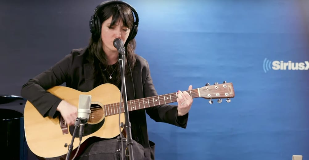 """Sharon Van Etten delivers a stirring cover of Sinéad O'Connor's """"Black Boys On Mopeds"""""""