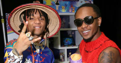 "Rae Sremmurd's Slim Jxmmi on sibling rivalry: ""It's no competition"""