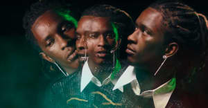 """Young Thug shares """"Gain Clout"""" music video"""
