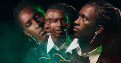 "Young Thug shares ""Gain Clout"" music video"