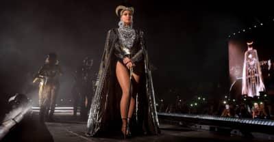 Lemonade is back in the top ten on iTunes after Beyoncé's Coachella performance