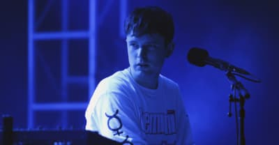 "Stream James Blake's new single ""Mulholland"""