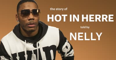 "Nelly Reveals The Secret History Behind The Timeless Smash ""Hot In Herre"""
