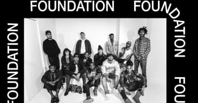 "Listen To KAMI Snap On His Spirited New Song ""Foundation"""