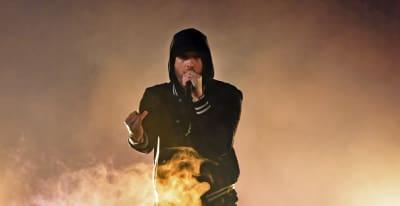 Eminem drops new album Kamikaze