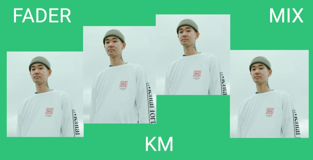 Listen to a new FADER Mix by Frank Renaissance's KM