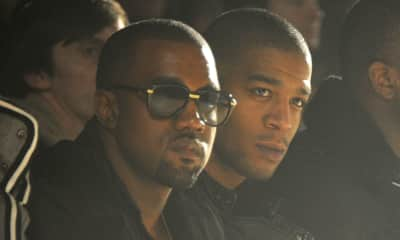 Kanye West shares tracklist for joint album with Kid Cudi, Kids See Ghosts