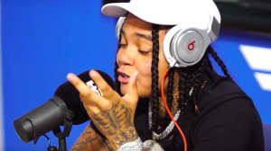 Watch Young M.A's two-part Funk Flex freestyle