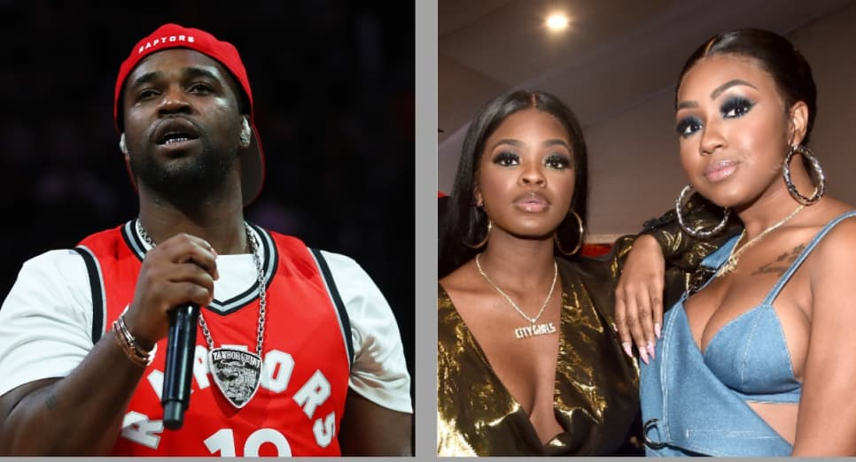 """Hear A$AP Ferg team with City Girls and ANTHA for """"Wigs"""""""