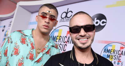 Bad Bunny and J Balvin drop surprise album Oasis
