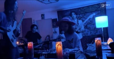 Digital FORT: Watch Ambar Lucid perform an unreleased song from home