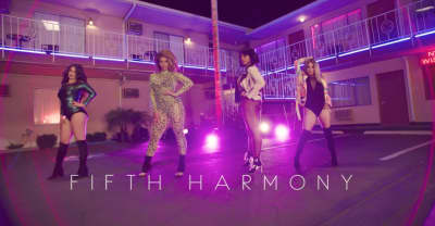 "Fifth Harmony Recruit Gucci Mane For Their ""Down"" Video"
