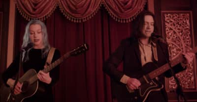 """Phoebe Bridgers and Conor Oberst share Better Oblivion Community Center video for """"Dylan Thomas"""""""