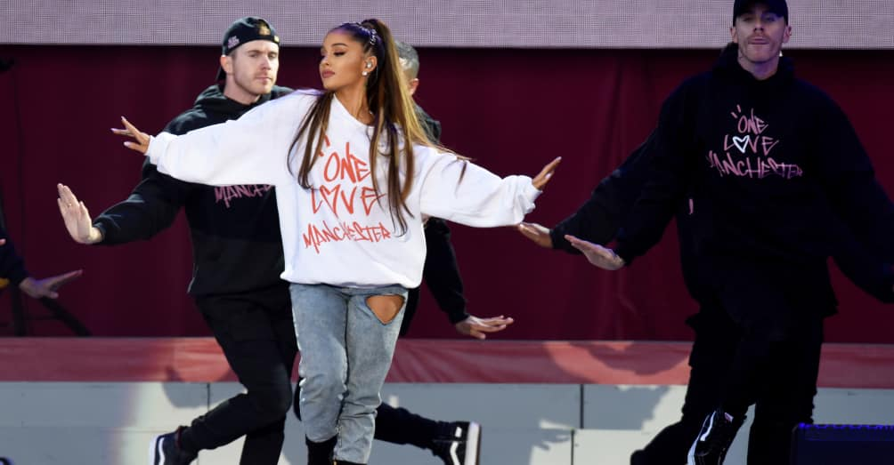 Ariana Grande is planning a special show in Manchester for Sweetener tour