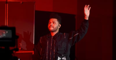 The Weeknd drops limited-edition Kiss Land merch in honor of album's five year anniversary