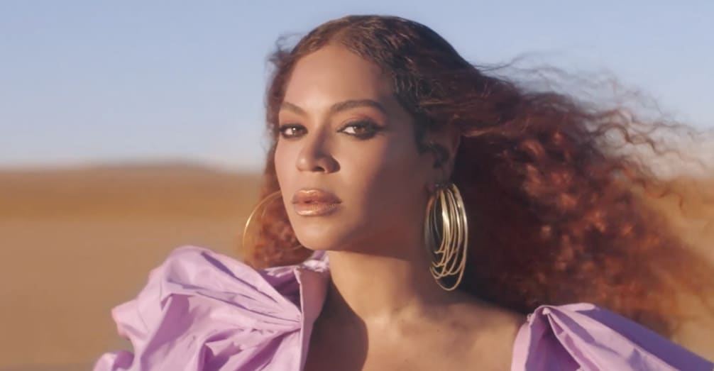 """Beyoncé's instantly iconic """"Spirit"""" video is here"""
