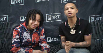 Watch YBN Nahmir and SOB X RBE's Lul G interview each other