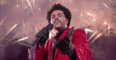 Watch The Weeknd's chaotic, triumphant Super Bowl halftime performance