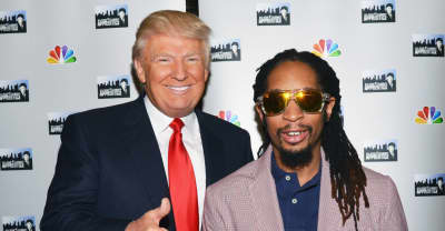 Report: Donald Trump Called Lil Jon An 'Uncle Tom' During Apprentice Filming