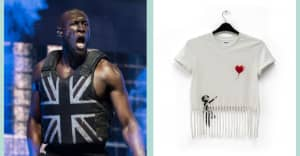 Buy a Stormzy stab vest at Banksy's bizarre online store