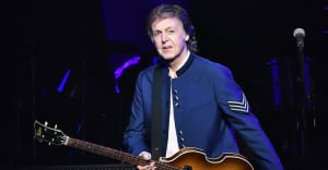 Paul McCartney is releasing a picture book
