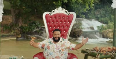 "DJ Khaled shares music videos for ""We Going Crazy"" and ""Every Chance I Get"""