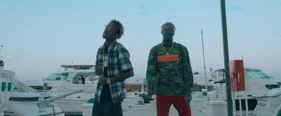 "Things Get Weird In Rich The Kid And Lil Yachty's ""Fresh Off The Boat"" Video"
