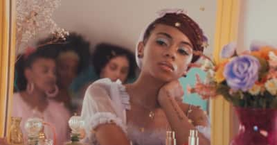 "Ravyn Lenae shares video for ""4 Leaf Clover"""