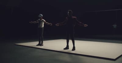 "Francis And The Lights Shares ""May I Have This Dance (Remix)"" Video With Chance The Rapper"