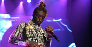 "Lil Uzi Vert makes changes to production on ""Sanguine Paradise"""