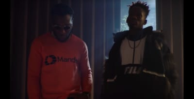"Watch Mr. Eazi and Burna Boy's ""Miss You Bad"" video"