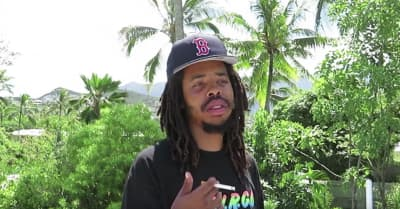 "Earl Sweatshirt shares ""EAST"" video"