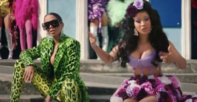 "Watch Anitta's music video for ""Me Gusta"" featuring Cardi B and Myke Towers"