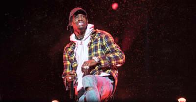 Travis Scott addresses the absence of Amanda Lepore on Astroworld