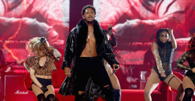 Trey Songz reportedly sued for domestic violence