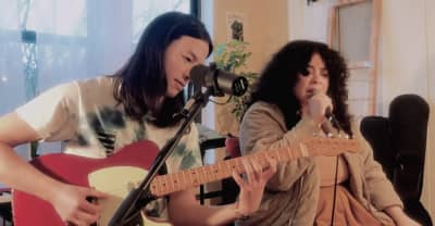 "Digital FORT: KAINA x Sen Morimoto play a woozy ""Could Be a Curse"""