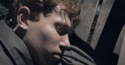 """King Krule is a creature of the night in the """"Comet Face"""" video"""