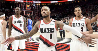 Listen to Damian Lillard's new album, Big D.O.L.L.A.