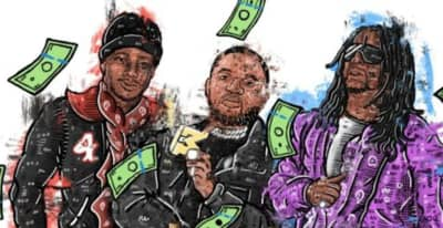 "Hear 03 Greedo, Mustard and YG's new song ""Wasted"""