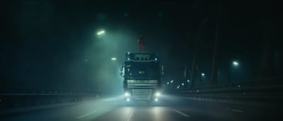 "Watch Stormzy stand on an 18-wheeler in the new video for ""Audacity"""