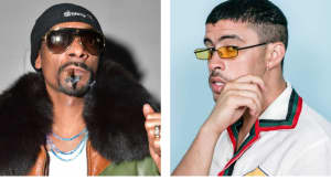 Snoop Dogg says he and Bad Bunny have a collaboration in the works
