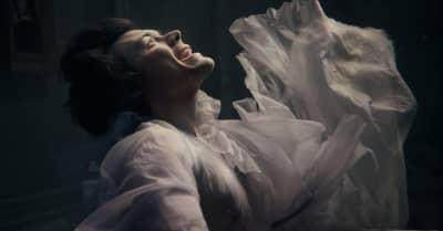 "Harry Styles is a depressed merman pianist in the ""Falling"" video"