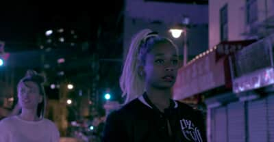 "Abra Is A Thrill-Seeker In Her New Video For ""Pull Up"""