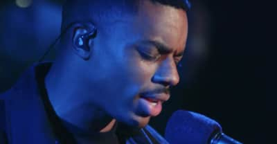"Watch Vince Staples And Flume Cover Ghost Town DJs' ""My Boo"""